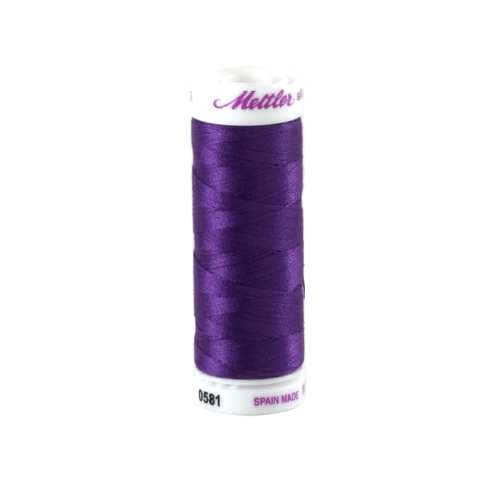 Mettler Cotton All Purpose Thread Deep Purple