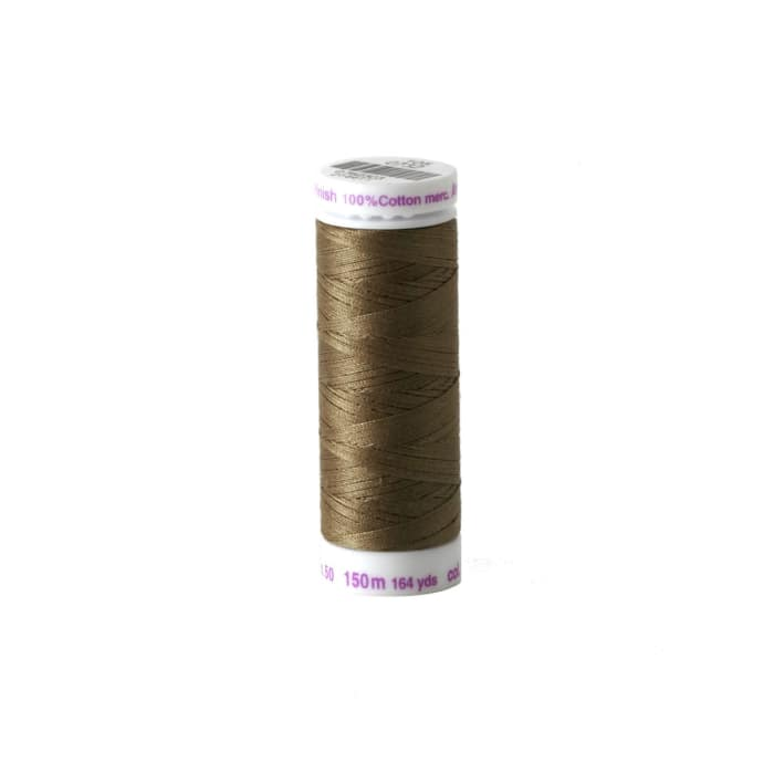 Mettler Cotton All Purpose Thread Aniseed