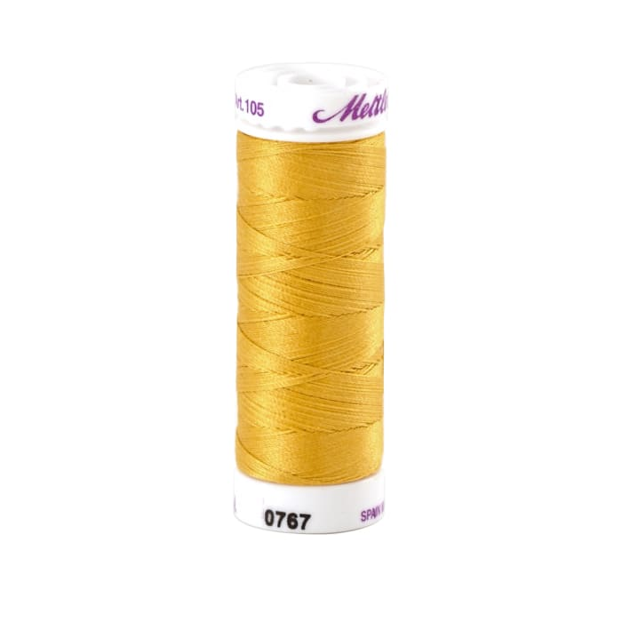 Mettler Cotton All Purpose Thread Star Gold