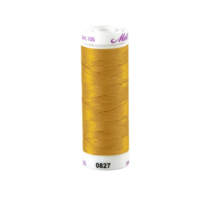 Mettler Cotton All Purpose Thread Papaya