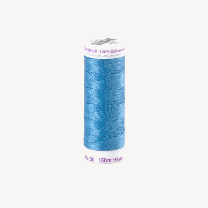 Mettler Cotton All Purpose Thread Dark Teal