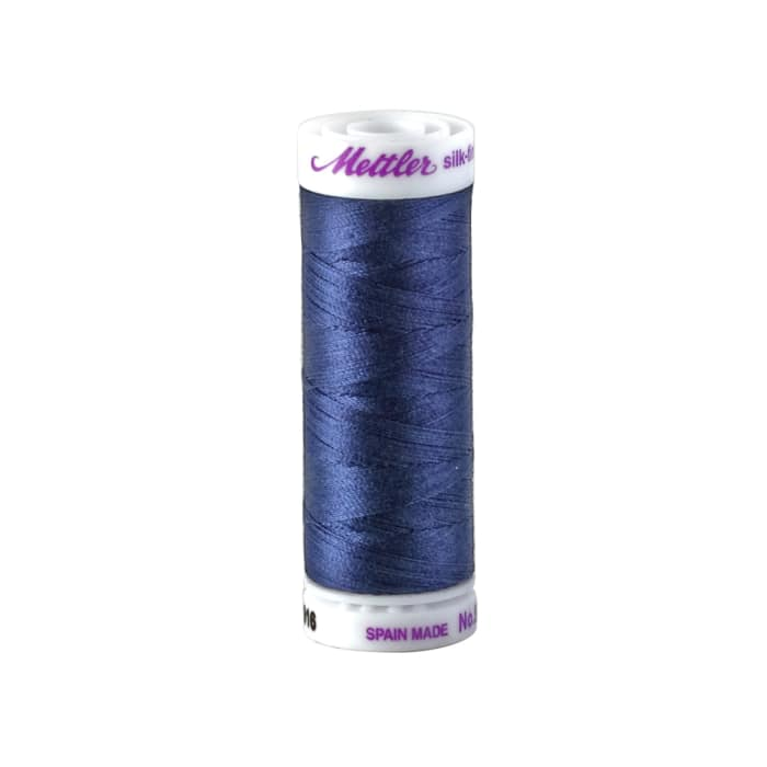 Mettler Cotton All Purpose Thread 3-ply 50wt 164YDS Navy