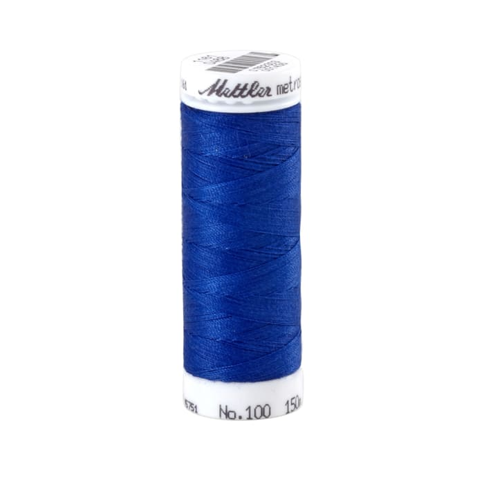 Mettler Metrosene Polyester All Purpose Thread Flag Blue