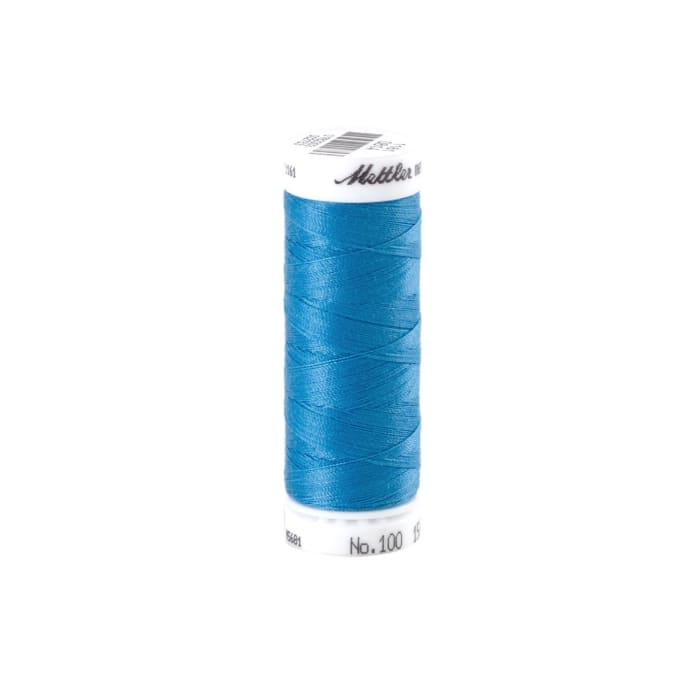 Mettler Metrosene Polyester All Purpose Thread Crystal Blue