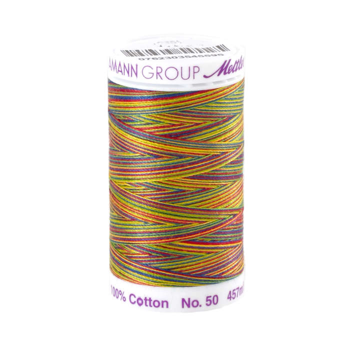 Mettler Silk Finish Multi 500YDS Prime Kids