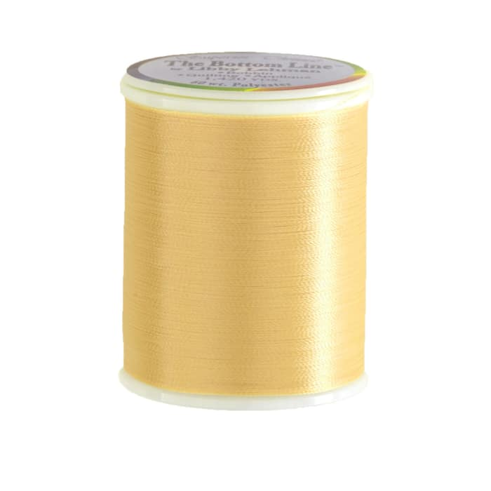 Superior Bottom Line Polyester Thread 60wt 1420yds Tan