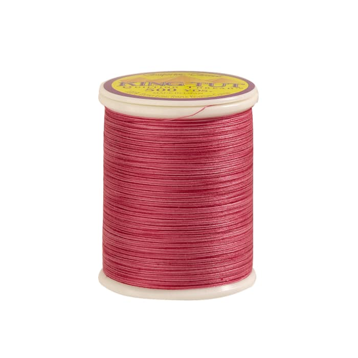 Superior King Tut Cotton Quilting Thread 3-ply 40wt 500YDS Red Sea
