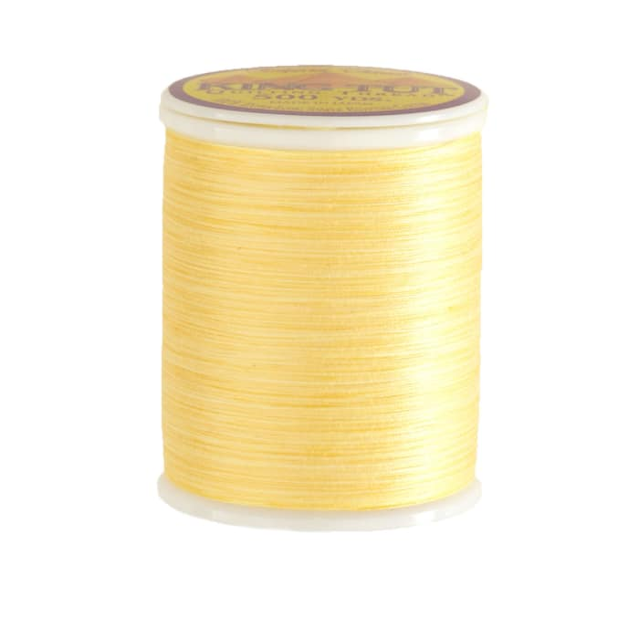 Superior King Tut Cotton Quilting Thread 3-ply 40wt 500yds Sunstone