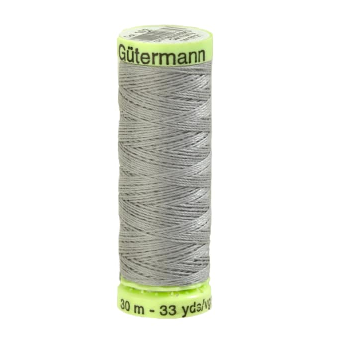 Gutermann Heavy Duty Polyester Topstitching Thread 30m/33yds Mist