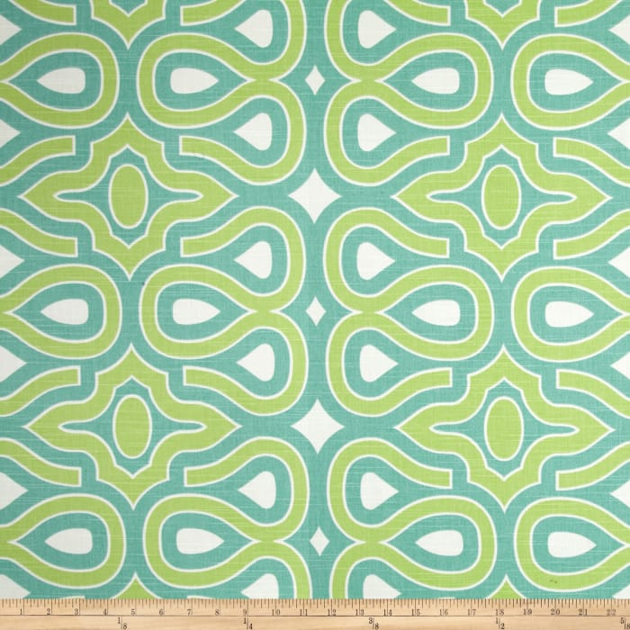 HGTV HOME Turtle Shell Slub Turquoise