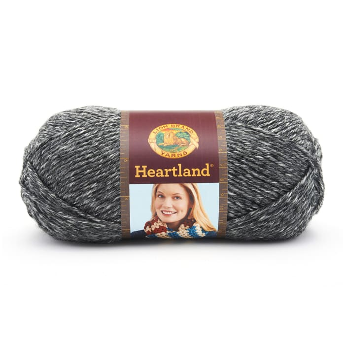 Lion Brand Heartland Yarn Great Smoky Mountains