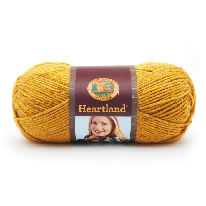 Lion Brand Heartland Yarn Yellowstone