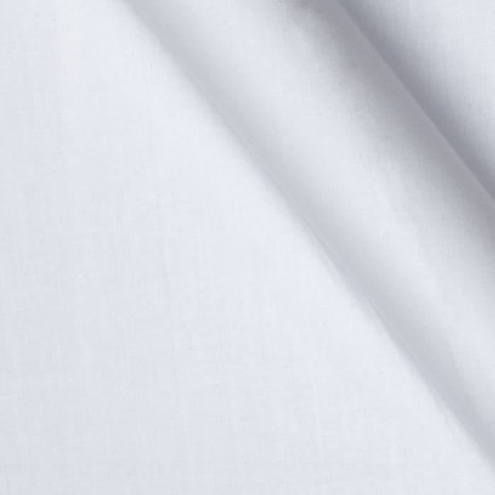 """110 """" Wide Broadcloth White"""