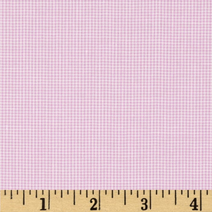 """Imperial 1/32"""" Micro Check Lilac"""