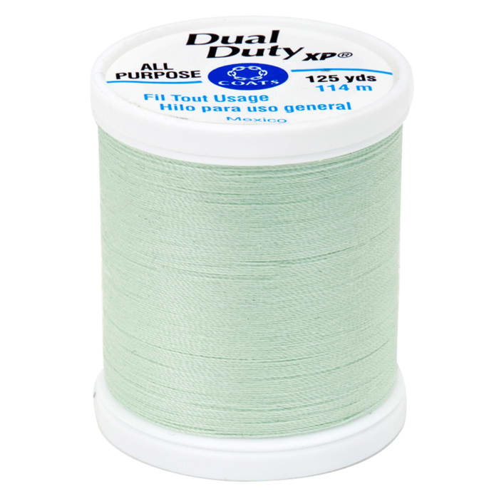 Coats & Clark Dual Duty XP 125yd Green Tint