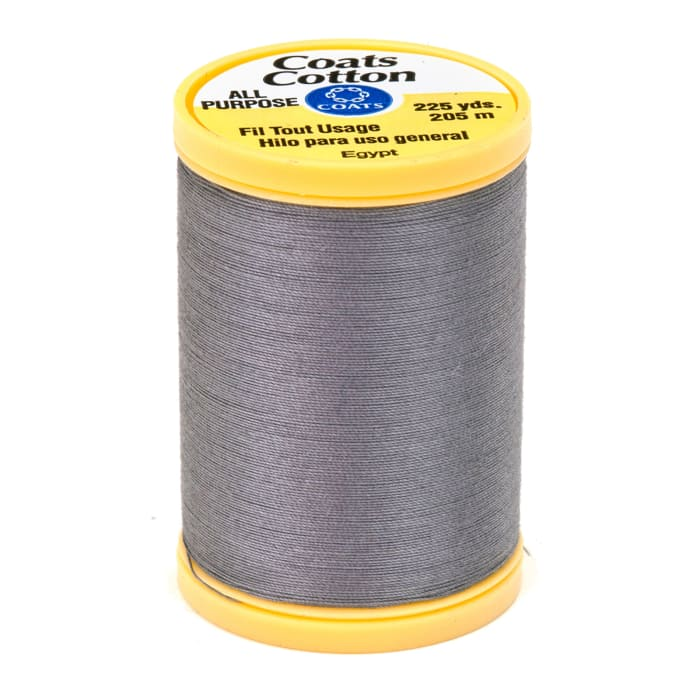 Coats & Clark General Purpose Cotton 225 yd. Slate