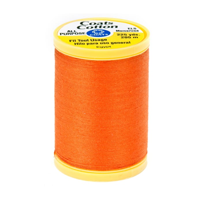 Coats & Clark General Purpose Cotton 225 YD Tango