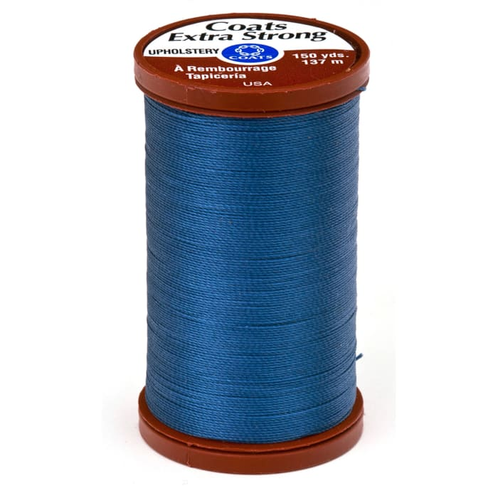 Coats & Clark Specialty Thread Upholstery 150 YD Soldier Blue