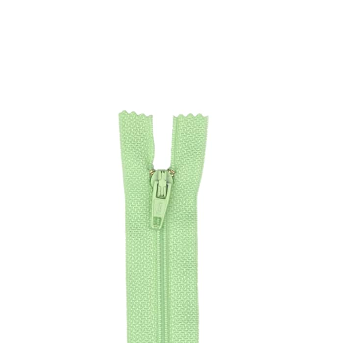 "Coats & Clark Poly All Purpose Zipper 14"" Nile Green"