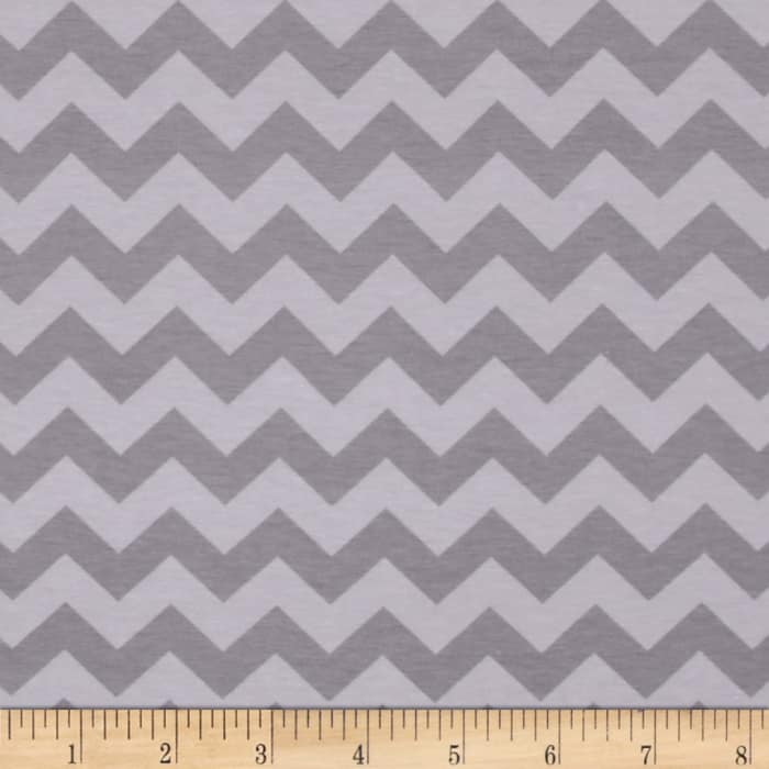 Riley Blake Knit Small Chevron Tone on Tone