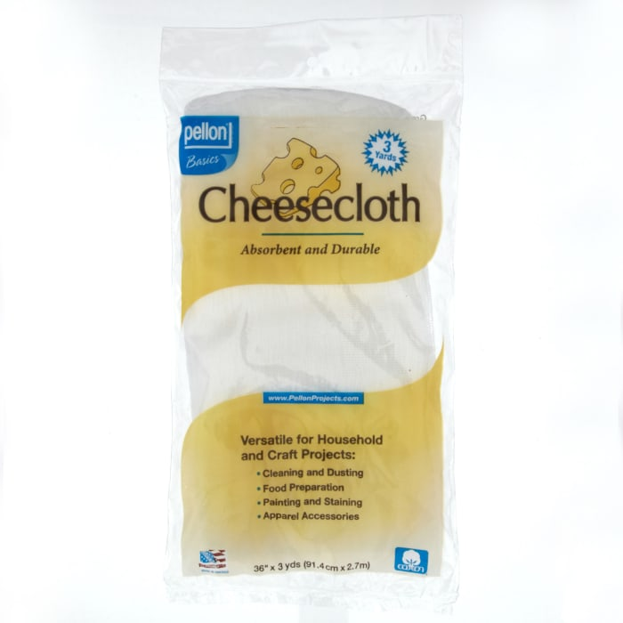 Pellon Cheesecloth - 3 Yard Package