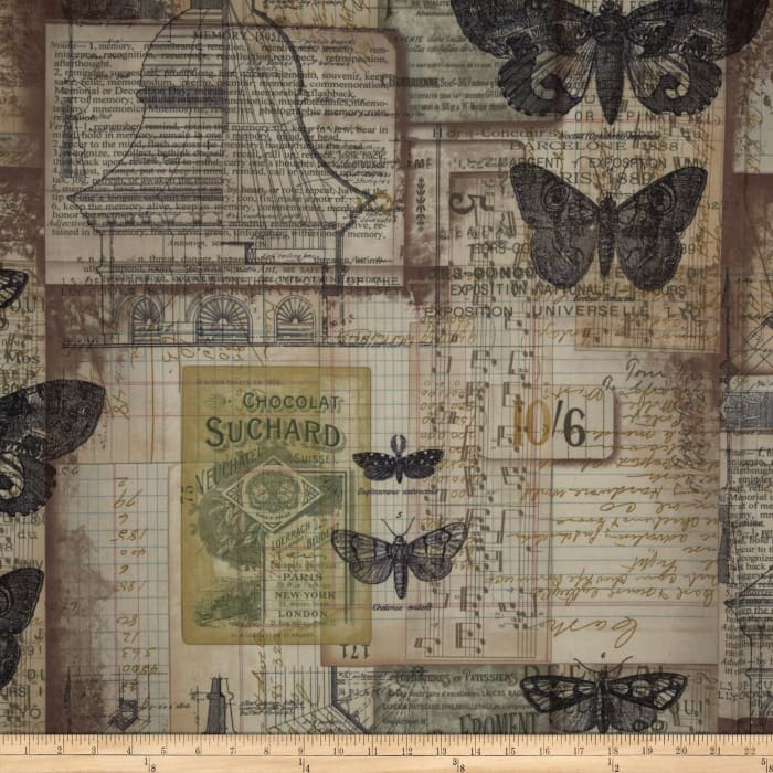 Tim Holtz Eclectic Elements Melange Neutral