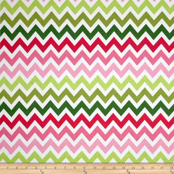 Remix Chevron Primrose