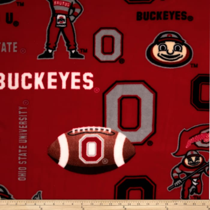 Ohio State Fleece