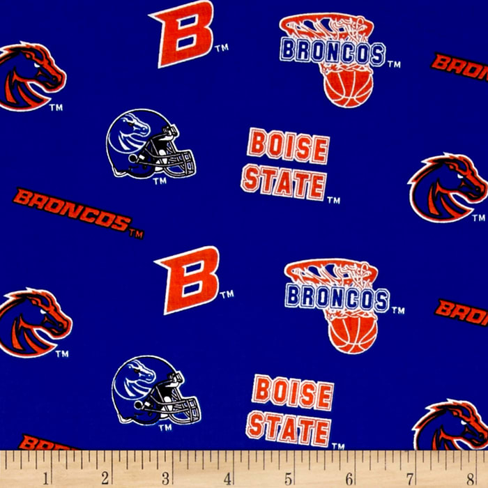 Boise State Cotton