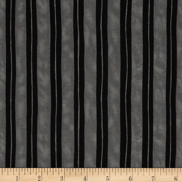 Home is in the Kitchen Stripe Black