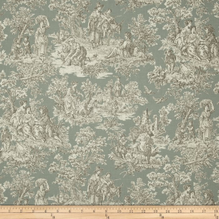 Waverly Rustic Life Toile Bliss