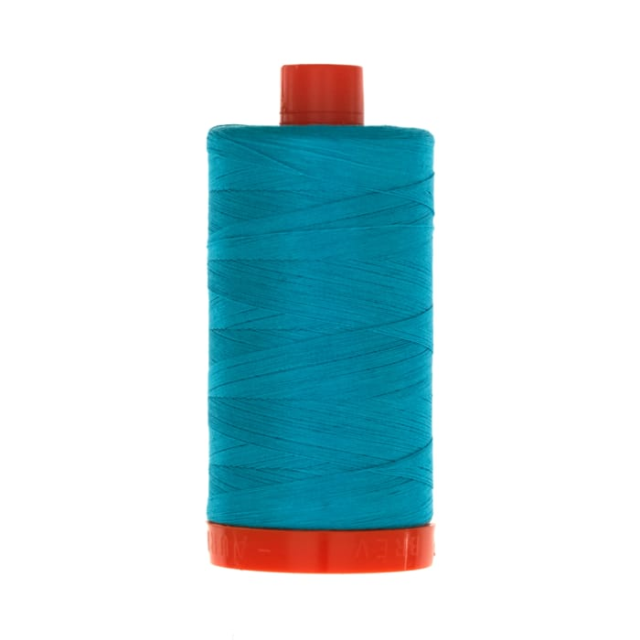 Aurifil Quilting Thread 50wt Turquoise