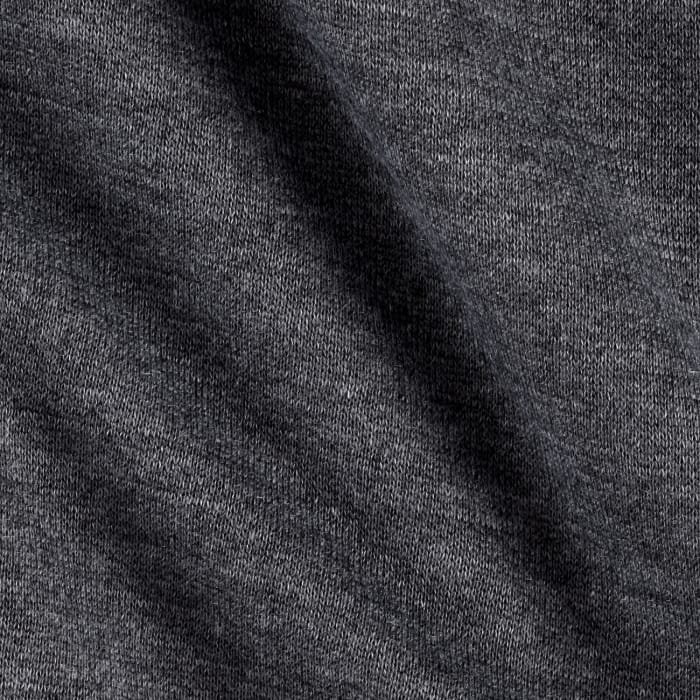 Sweatshirt Fleece Charcoal