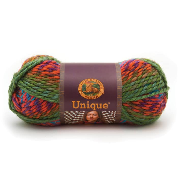 Lion Brand Unique Yarn 201 Garden