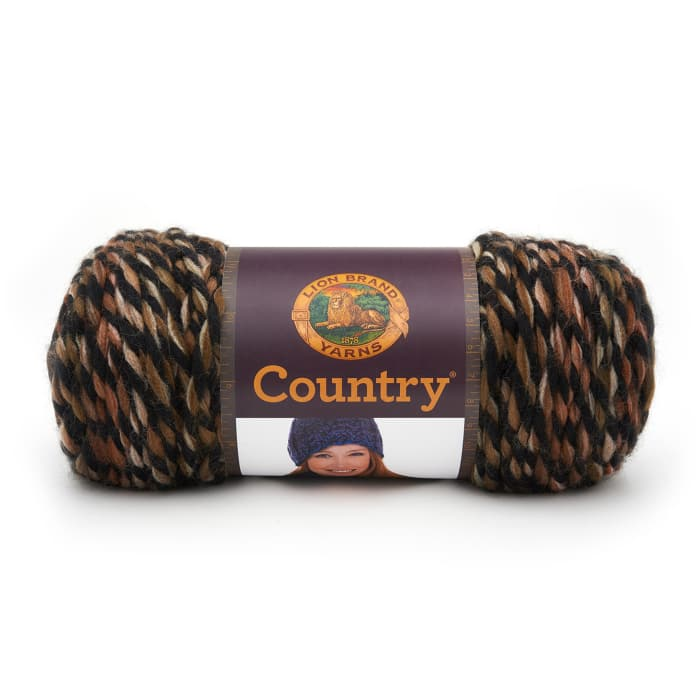 Lion Brand Country Yarn Bear Mountain
