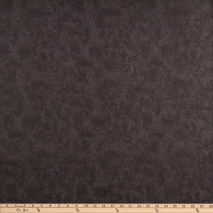 "110"" Wide Quilt Back Flannel Willow Grey"