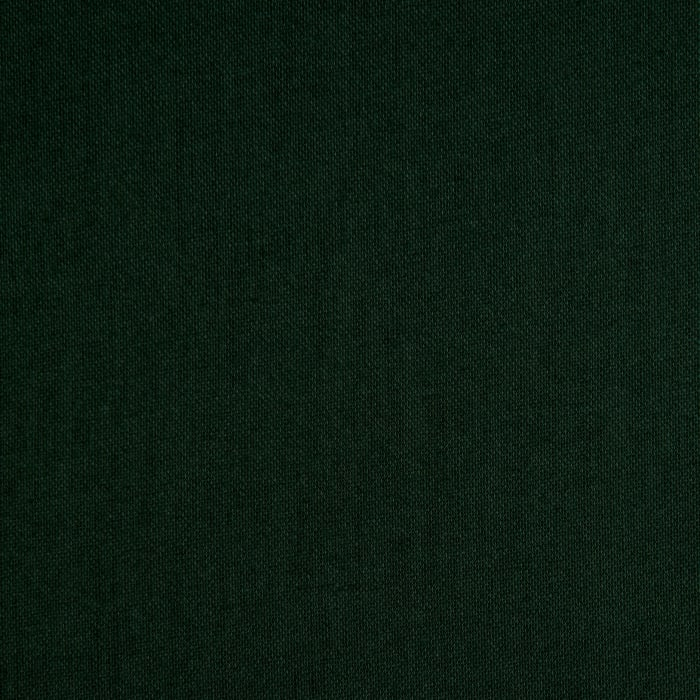 Cotton Broadcloth Hunter Green