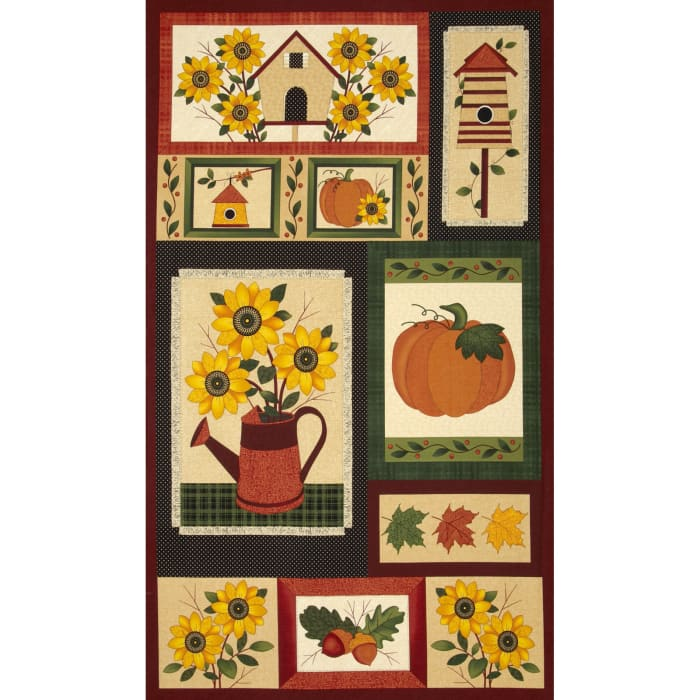 Harvest Song Panel Spice
