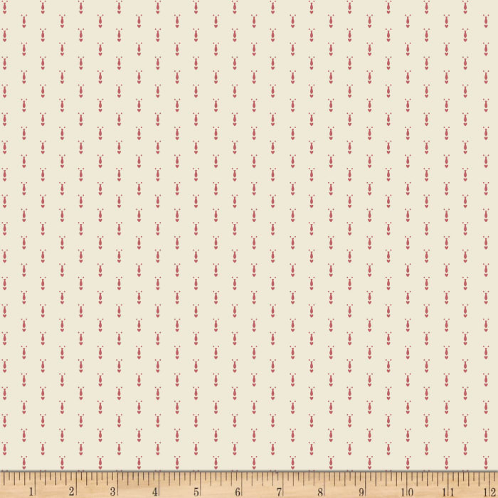 Riley Blake To Norway With Love Norway Wallpaper Red