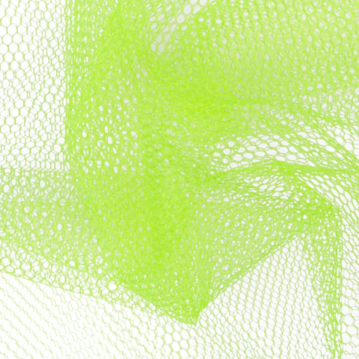 Nylon Netting Neon Yellow