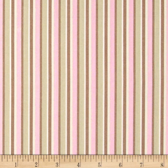 Outback Stripe Pink