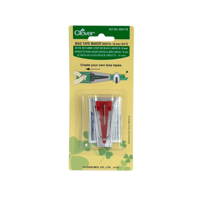 Clover Bias Tape Maker-3/4