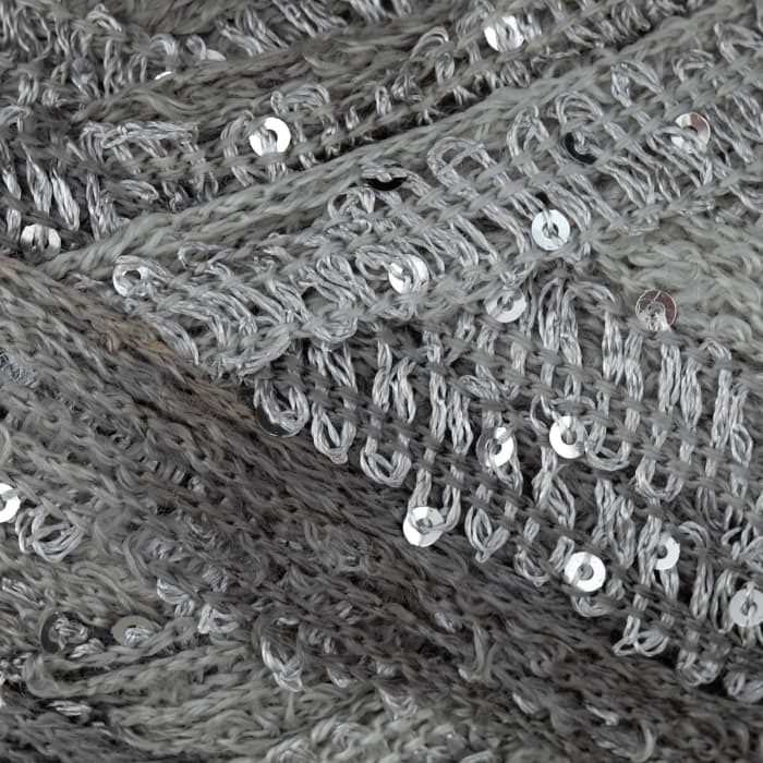 Red Heart Boutique Sashay Sequins Yarn 1947 Smoky