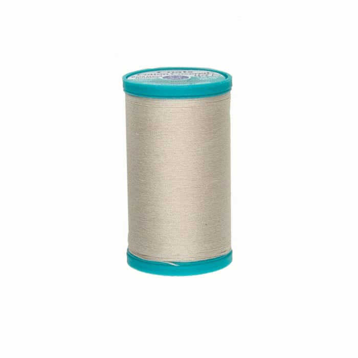 Coats & Clark Covered Cotton Bold Hand Quilting Thread Natural