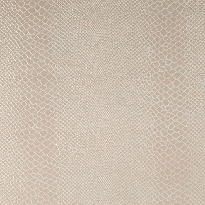 Faux Leather Lizard Pearl