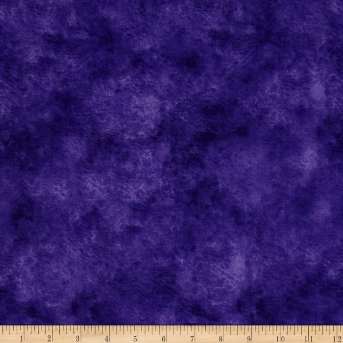 """118"""" Wide Quilt Backing Leather Texture Purple"""