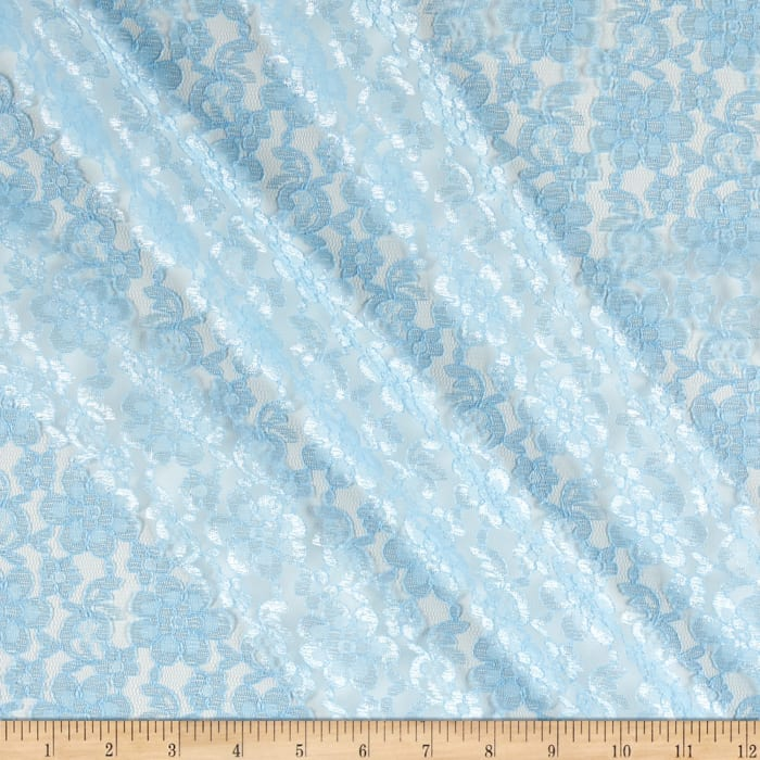 Raschelle Lace Baby Blue