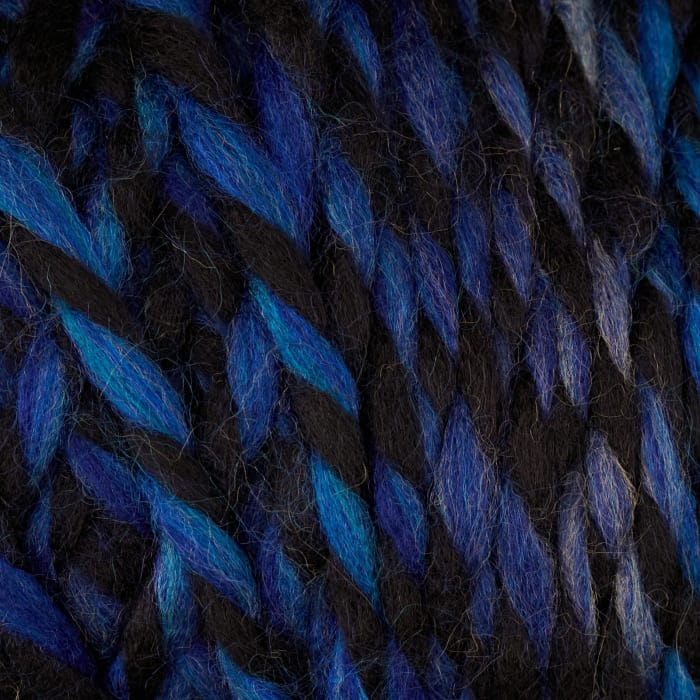 Lion Brand Country Yarn Freeport Blue