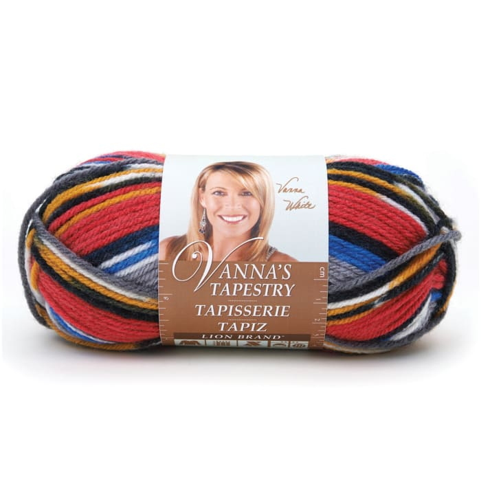 Lion Brand Vanna's Tapestry Yarn Great Britian