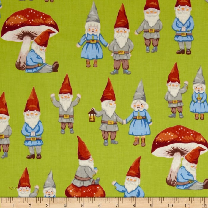 Christmas Time Gnome Sweet Gnome Lime Green